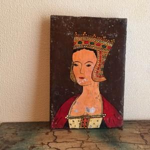 Tuile des Mureaux ancienne (femme)3